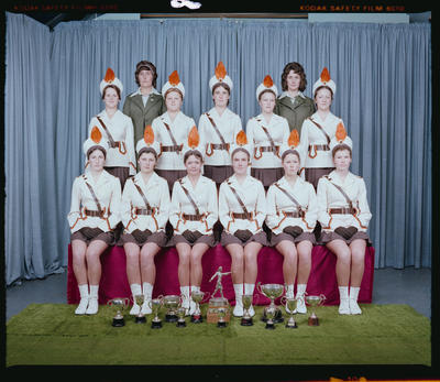Negative: Conron Lancers Marching Team 1978