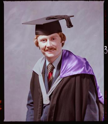 Negative: Mr P. J. Busby Graduate