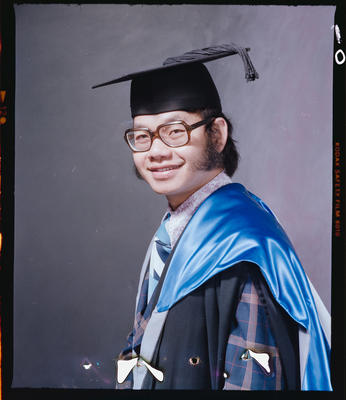 Negative: Mr Bian Graduate