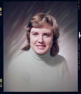 Negative: Miss S. Gliddon Headshot