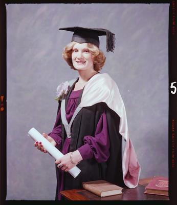 Negative: Miss R. Freeman Graduate