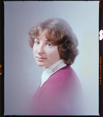 Negative: Miss J. Harrison Portrait