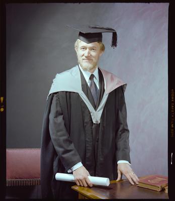 Negative: Mr Mathieson Graduate