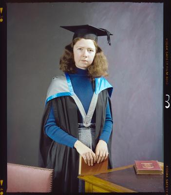 Negative: Miss K. W. Orr Graduate
