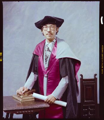 Negative: Mr Y. S. Ng Graduate