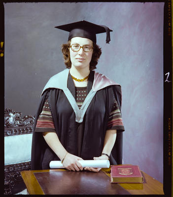 Negative: Miss L. M. Seaton Graduate