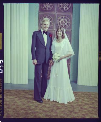 Negative: Van Irsel-Sherriff Wedding