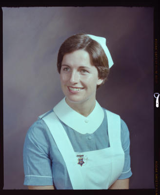Negative: L. J. Williams Nurse Portrait