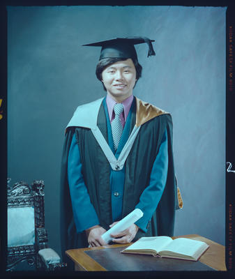 Negative: Mr T. H. Phua Graduate