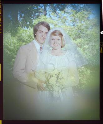Negative: Barker-Charles Wedding