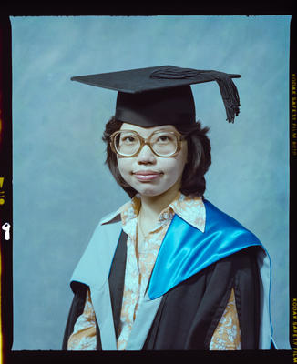 Negative: Miss E. Chang Graduate