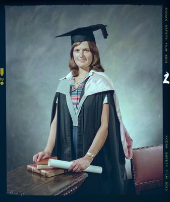 Negative: Miss M. Cheyne Graduate