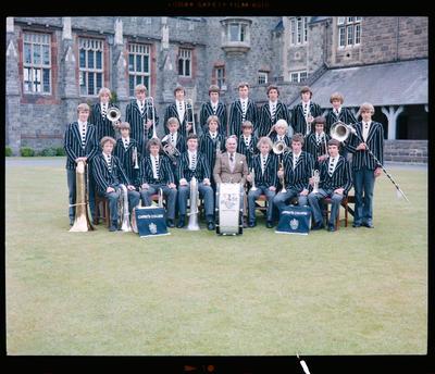 Negative: Christ's College Band 1978