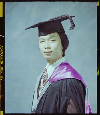 Negative: Mr L. B. Koh Graduate