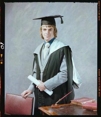 Negative: Mr Georgieef Graduate