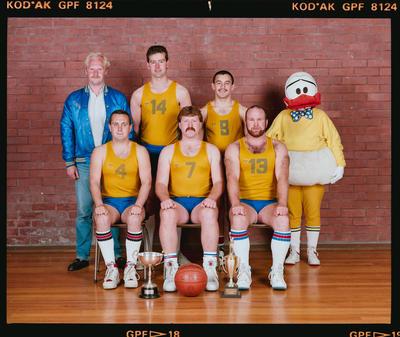 Negative: Christchurch Deaf Club Men's Basketball