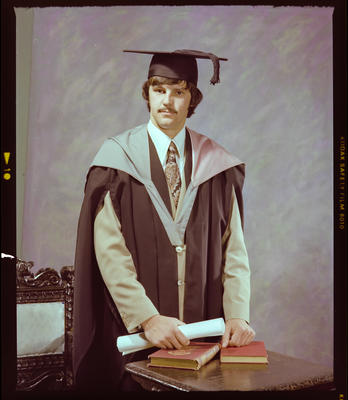 Negative: Mr Paul Graduate