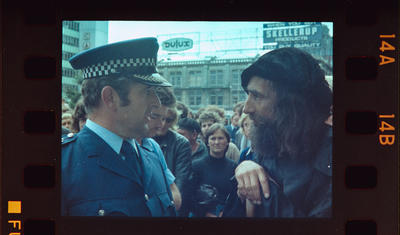 Negative: The Wizard and A Policeman