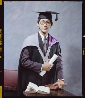 Negative: Mr G. L. Tan Graduate