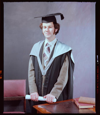 Negative: Mr J. Dalman Graduate