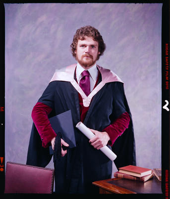 Negative: Mr R. Galilee Graduate