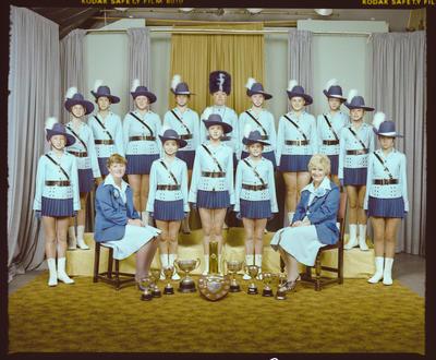 Negative: A.C.M.E. Pioneers Junior Marching Team 1979