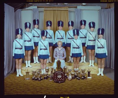 Negative: A.C.M.E. Pioneers Senior Marching Team 1979
