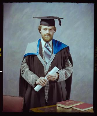 Negative: Mr Bremmers Graduate