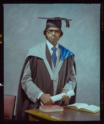 Negative: Mr C. Chima Graduate