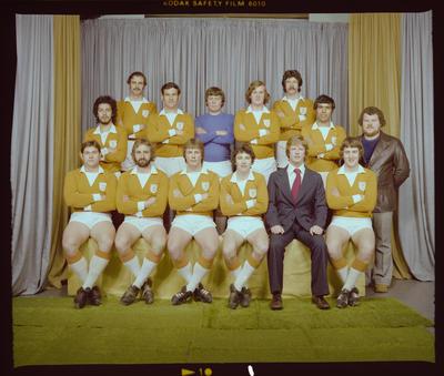 Negative: Hornby United Soccer Club 1979