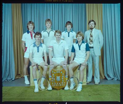 Negative: CBHS Tennis 1979