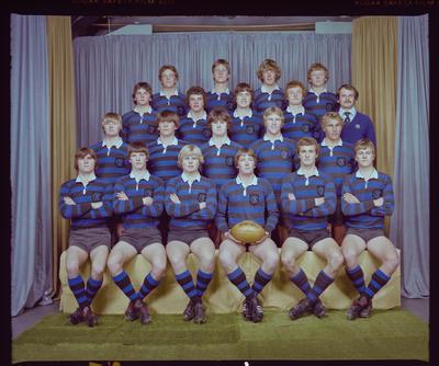 Negative: CBHS 1st XV 1979