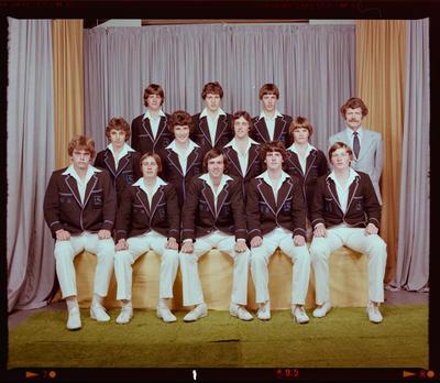Negative: CBHS 1st XI Cricket 1979