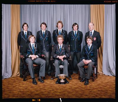 Negative: CBHS Golf Team 1979