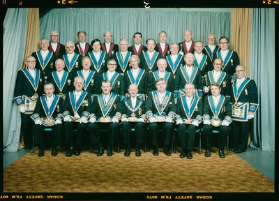 Negative: Grand Provincial Lodge Freemason Members