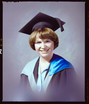 Negative: Miss P. Wouters Graduate
