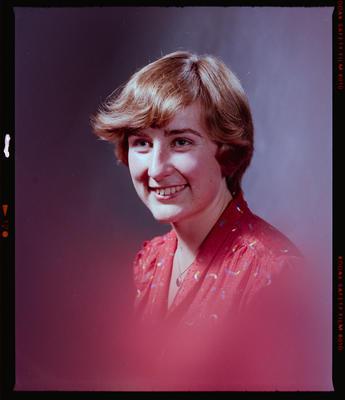 Negative: Miss J. Dalmer Headshot