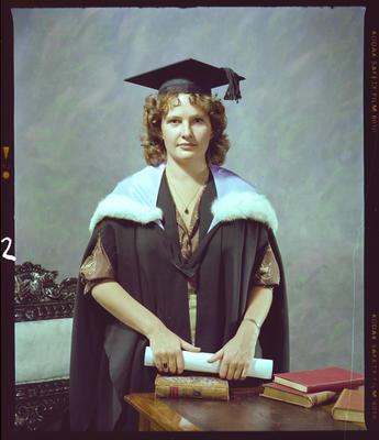 Negative: Dr M. Owens Graduate