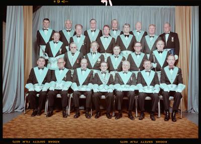 Negative: Conyers Lodge Centennial 1979