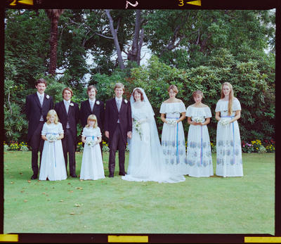 Negative: Richards-McDonald Wedding