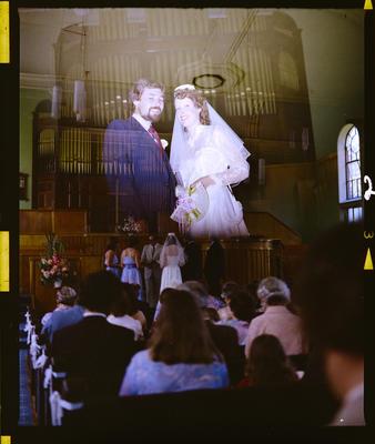 Negative: Collins-Smith Wedding