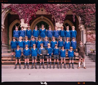 Negative: CBHS Form 3R 1980