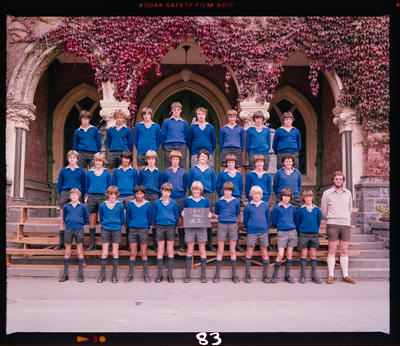 Negative: CBHS Form 4S 1980