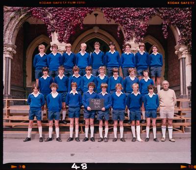 Negative: CBHS Form 5M 1980