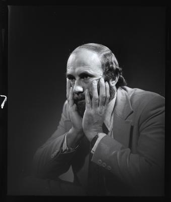 Negative: Mr N. L. Gresson Portrait; 1980; 2019.10.2351