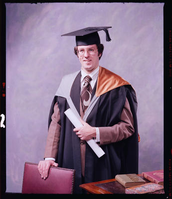 Negative: Ross Wilding Graduate