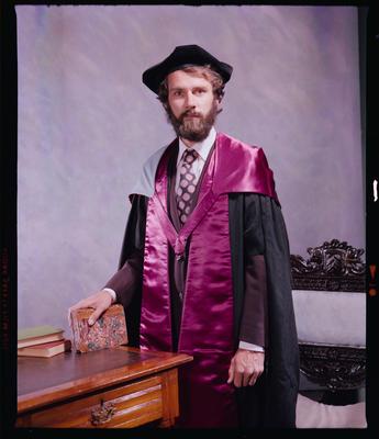 Negative: Mr A. Muir Graduate