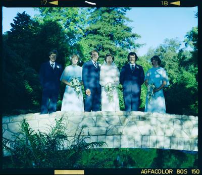 Negative: Ryan-Menzies Wedding