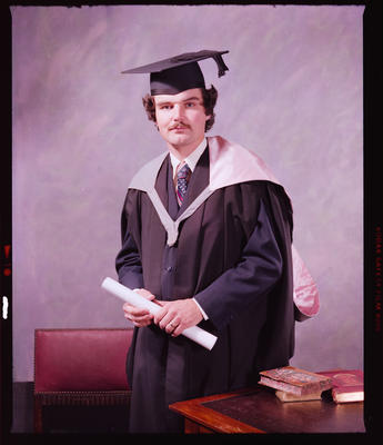 Negative: Mr T. Bligh Graduate