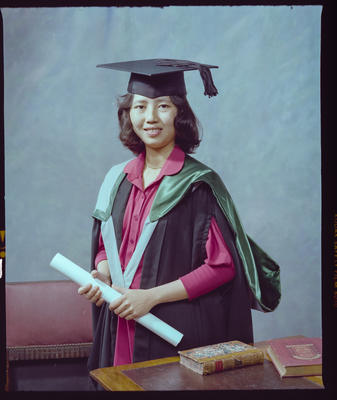 Negative: Miss Teoh Graduate